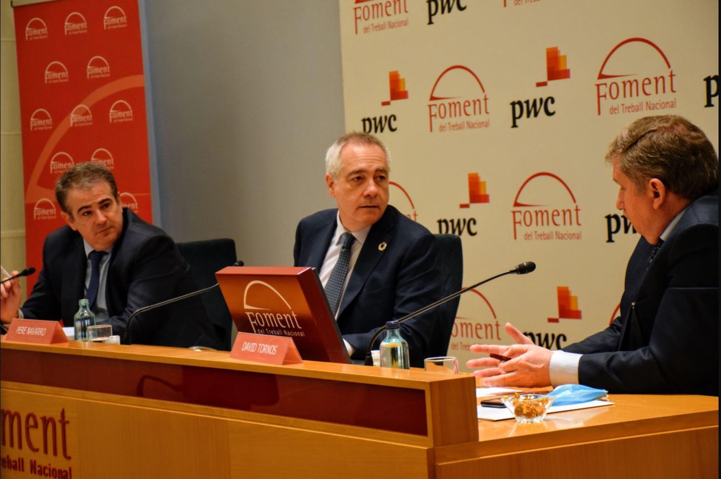 Pere Navarro destaca el papel de la mujer en el desarrollo de la industria 4.0