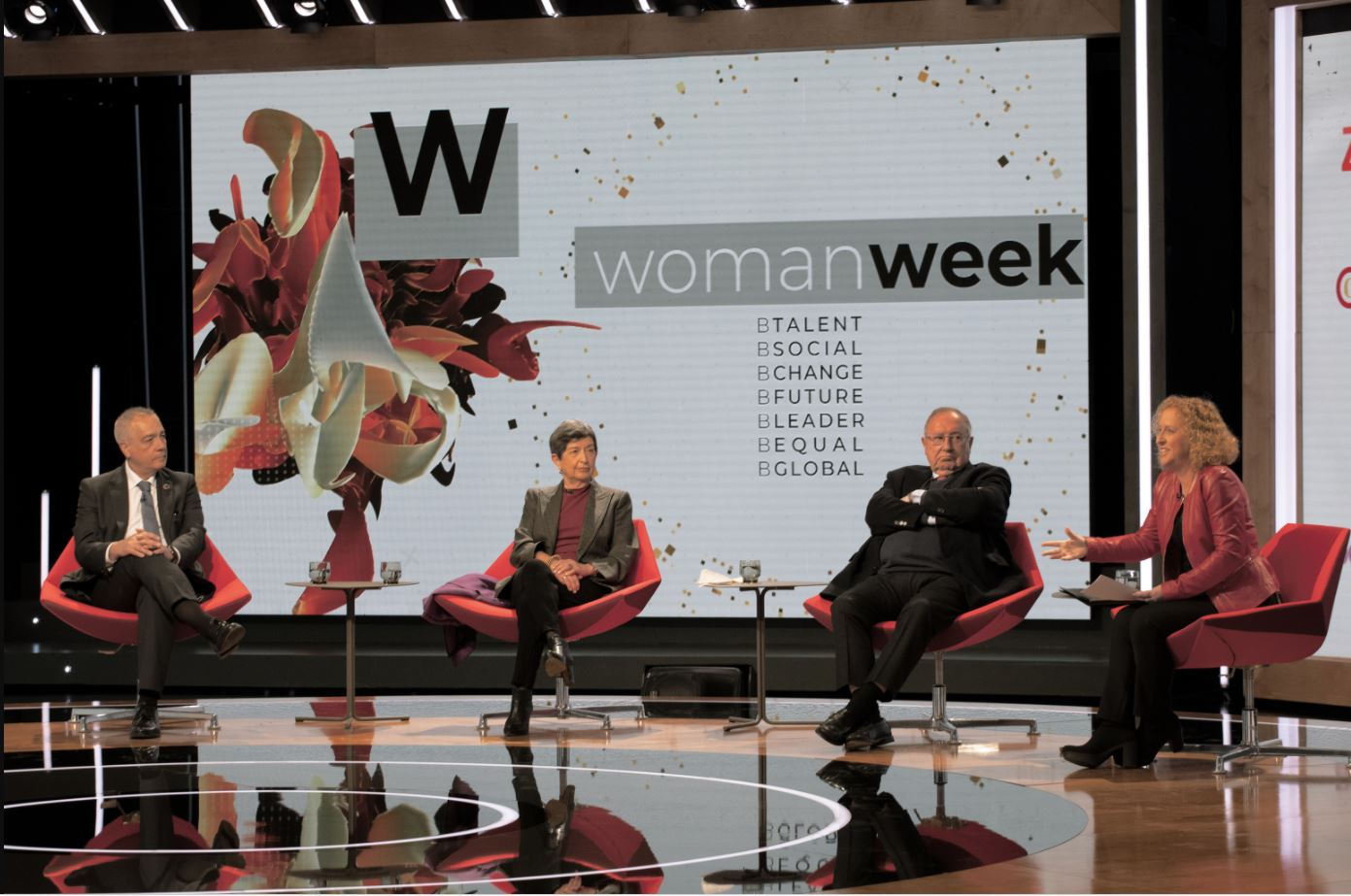 BWAW reúne a 2.000 asistentes para buscar una transformación real del liderazgo femenino