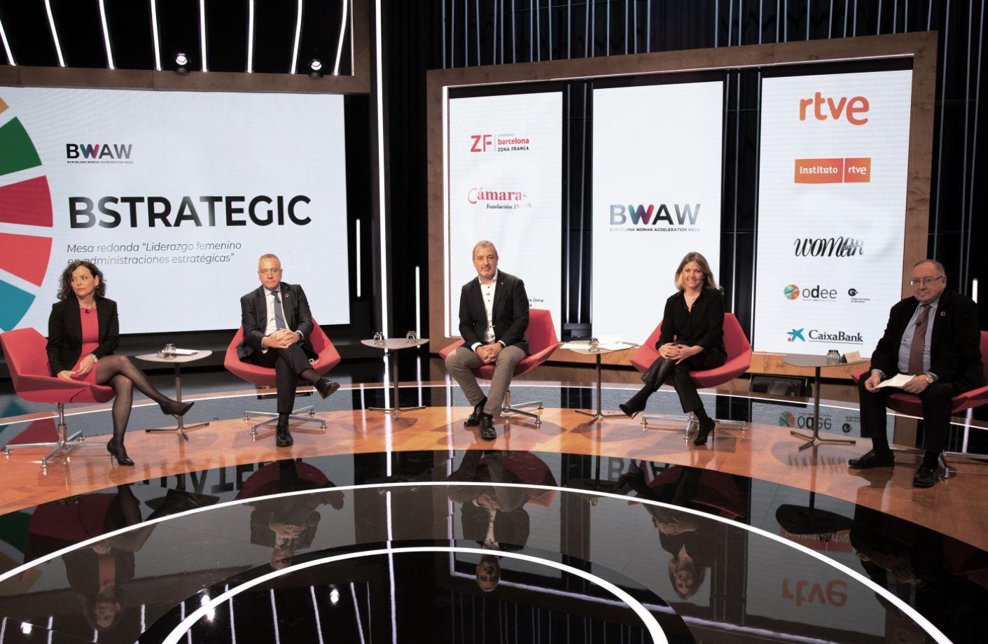 BWAW se posiciona como un evento de referencia en el avance de la igualdad de género