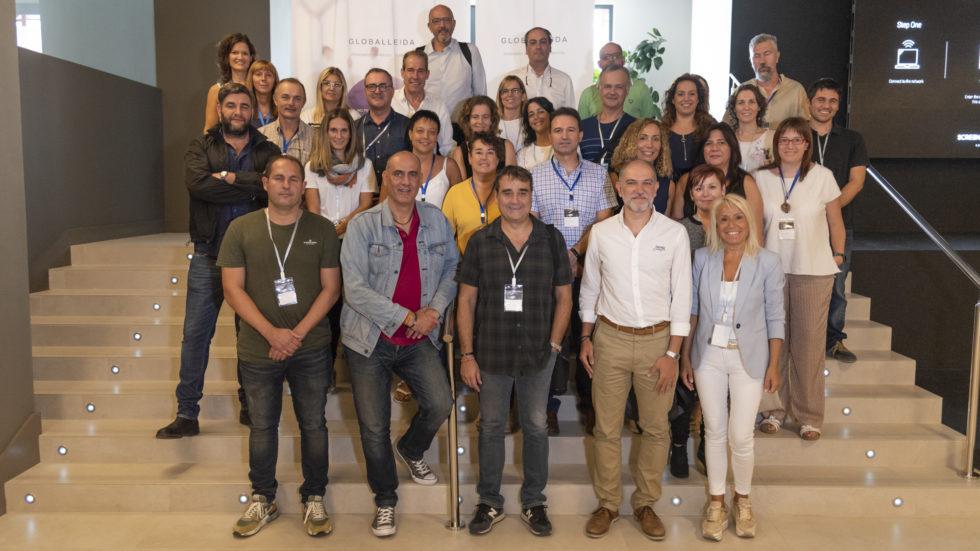 globalleida reuneix als tècnics de promoció econòmica del territori