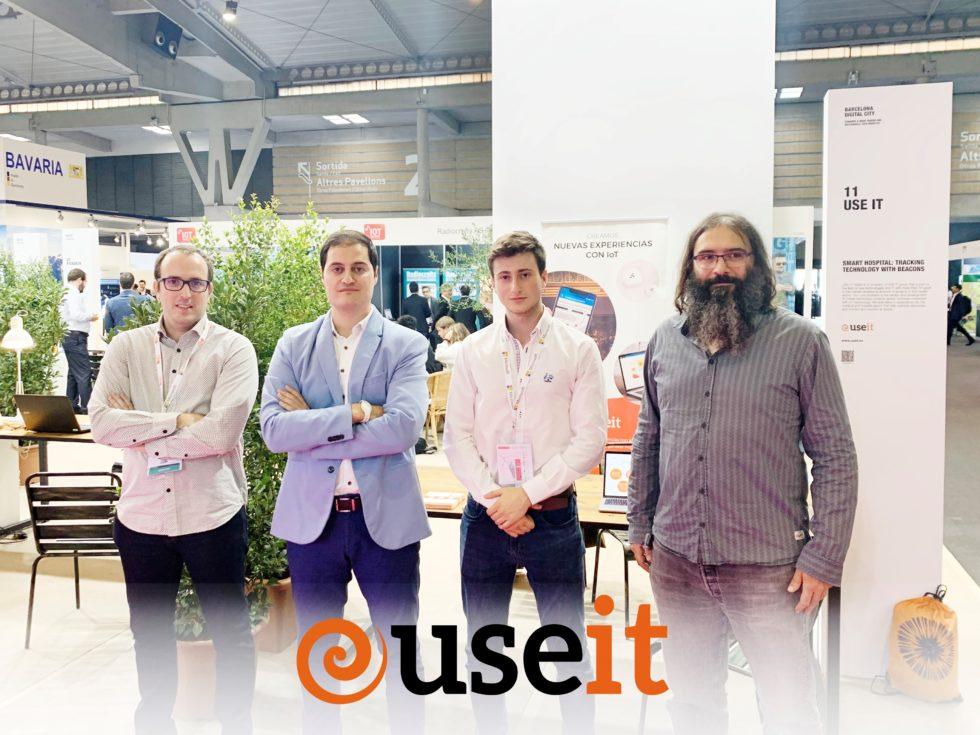 useit software presenta a barcelona la seva proposta smart hospitals, que permet millorar el rendiment dels centres sanitaris