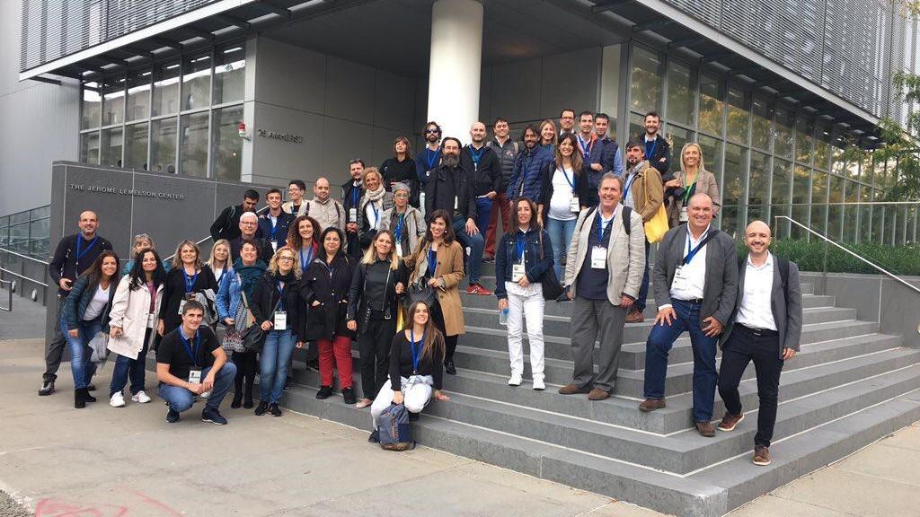empresa i coneixement ha organitzat el boston innovation ecosystem seminar on participen 40 representants del món de l'emprenedoria