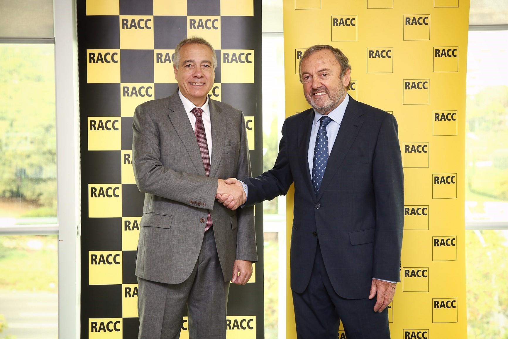 El RACC y el Consorci de la Zona Franca ponen en marcha el servicio de trayectos de coche compartidos RACC HOP