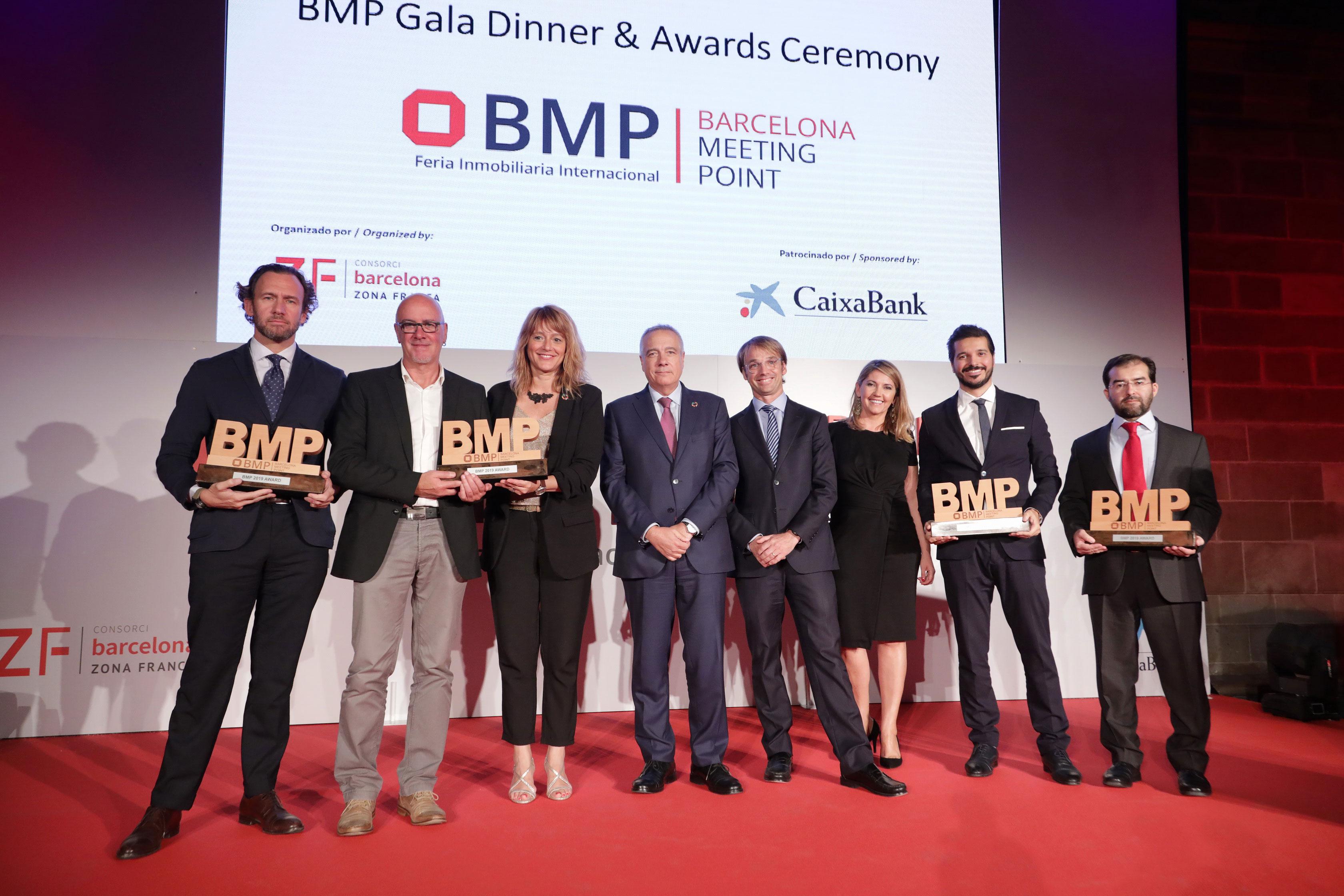 El Mercat de Sant Antoni, EL World Geen Building Council, HIP Y Mayordomo (Barcelona), Premios BMP 2019