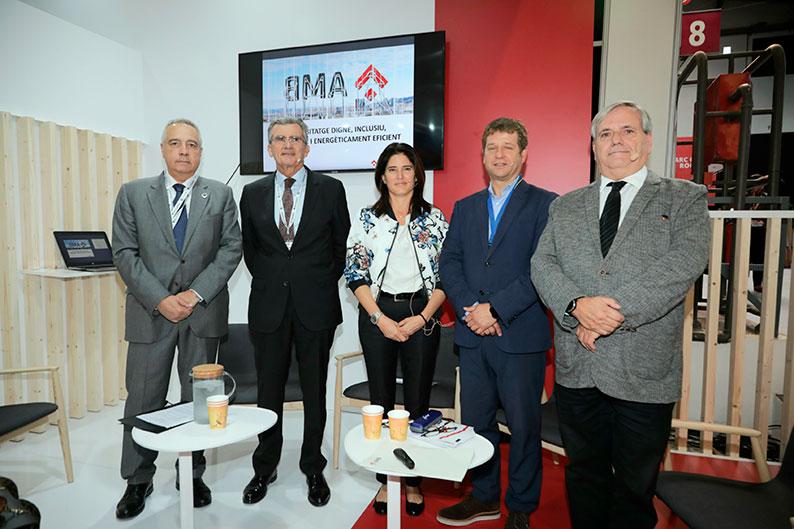 el derecho a la vivienda y la igualdad de oportunidades centran el debate en barcelona meeting point