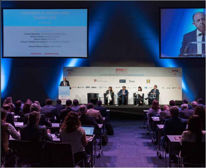 sima: situación inmobiliaria madrid 2019