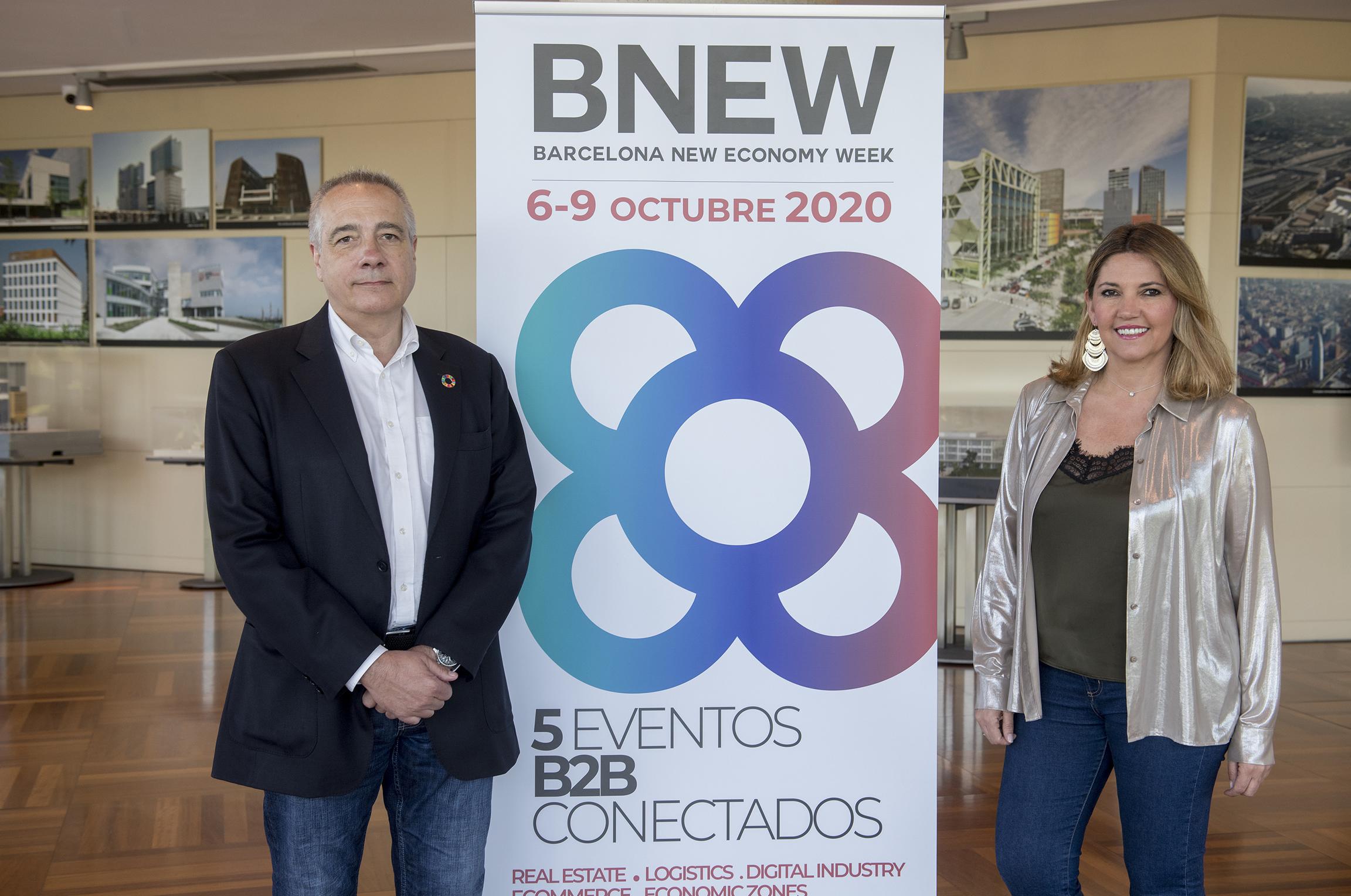 El Consorci de la Zona Franca crea BNEW, un nuevo concepto de dinamizar los principales sectores productivos