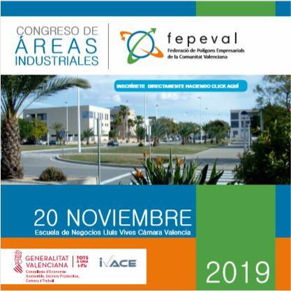 Congreso FEPEVAL: Una mirada al futuro en las áreas industriales