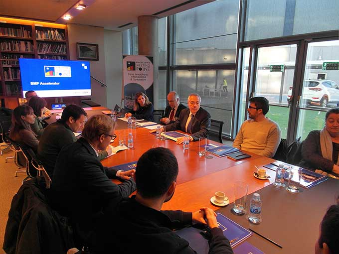 la salle-url y el consorcio de la zona franca ponen en marcha un nuevo programa de aceleración de startups,  el bmp accelerator