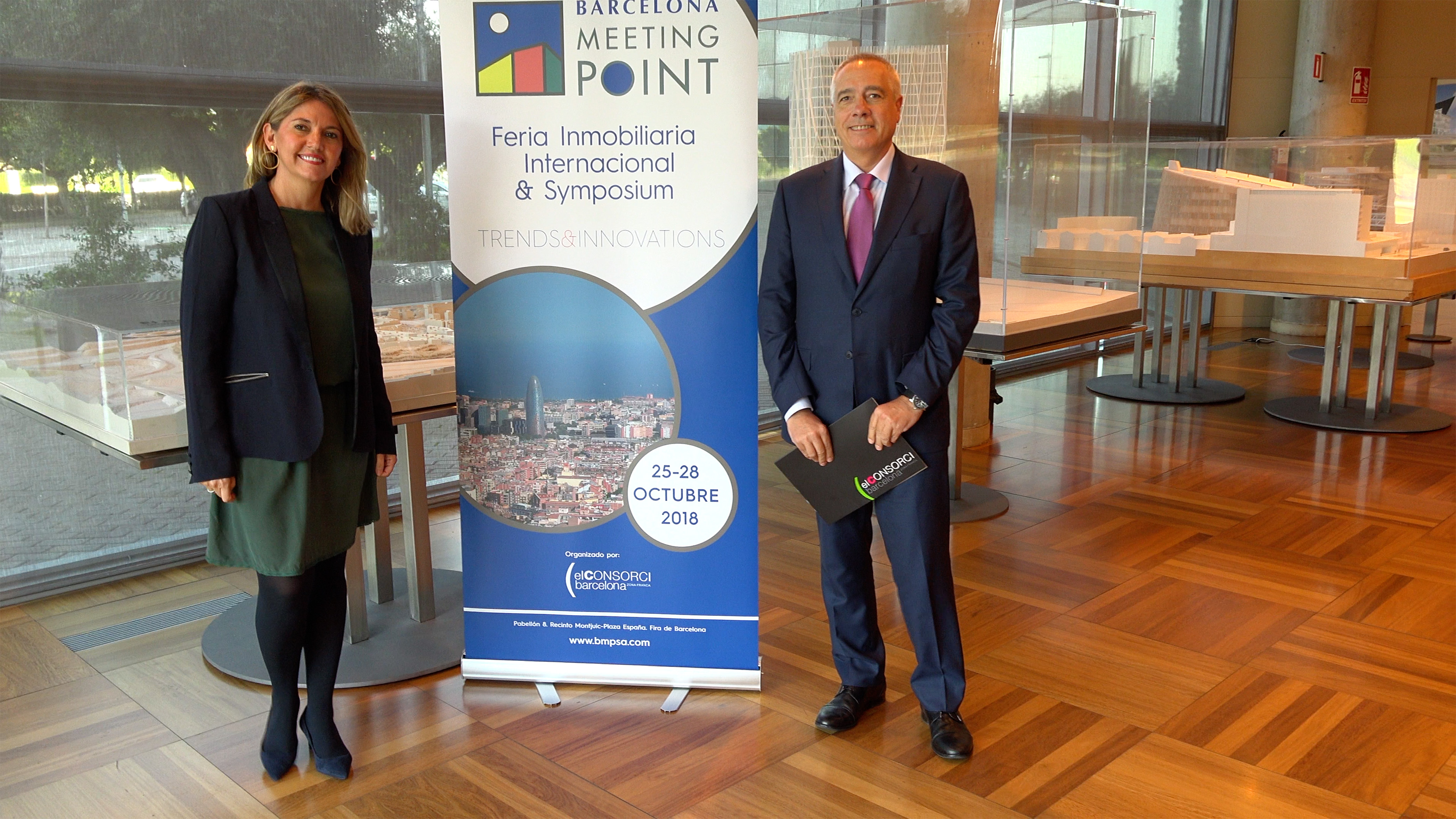 barcelona meeting point presenta su 22ª edición con un enfoque más social y sostenible