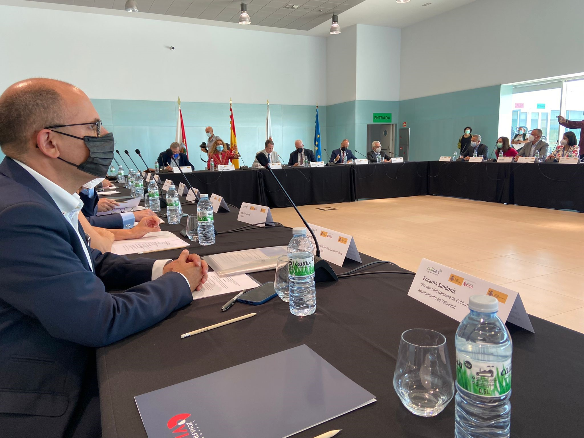 Industria presenta en Vigo el PERTE de vehículo eléctrico y conectado a entidades públicas y empresas