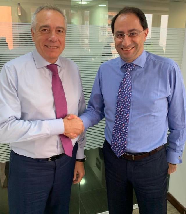 colombia muestra su interés por importar el know how del consorci zf de barcelona a  la ciudad de bogotá