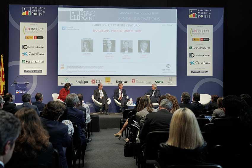 imagen de una conferencia del salón de 2018