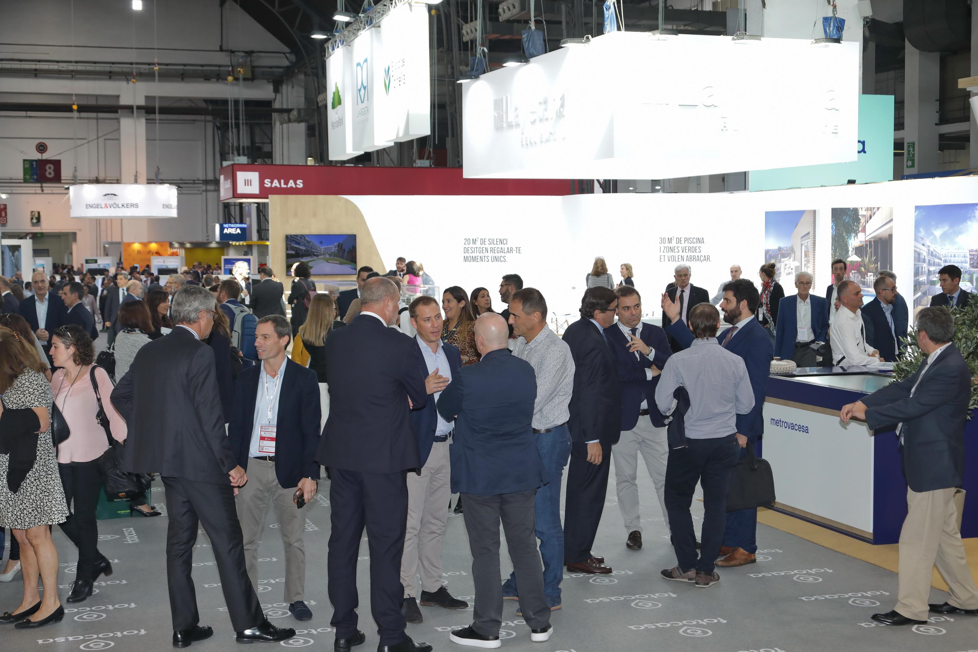 barcelona meeting point 2019 sienta las bases para liderar el futuro inmobiliario del mediterráneo