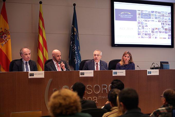 barcelona sede mundial de las zonas francas durante el sil 2019