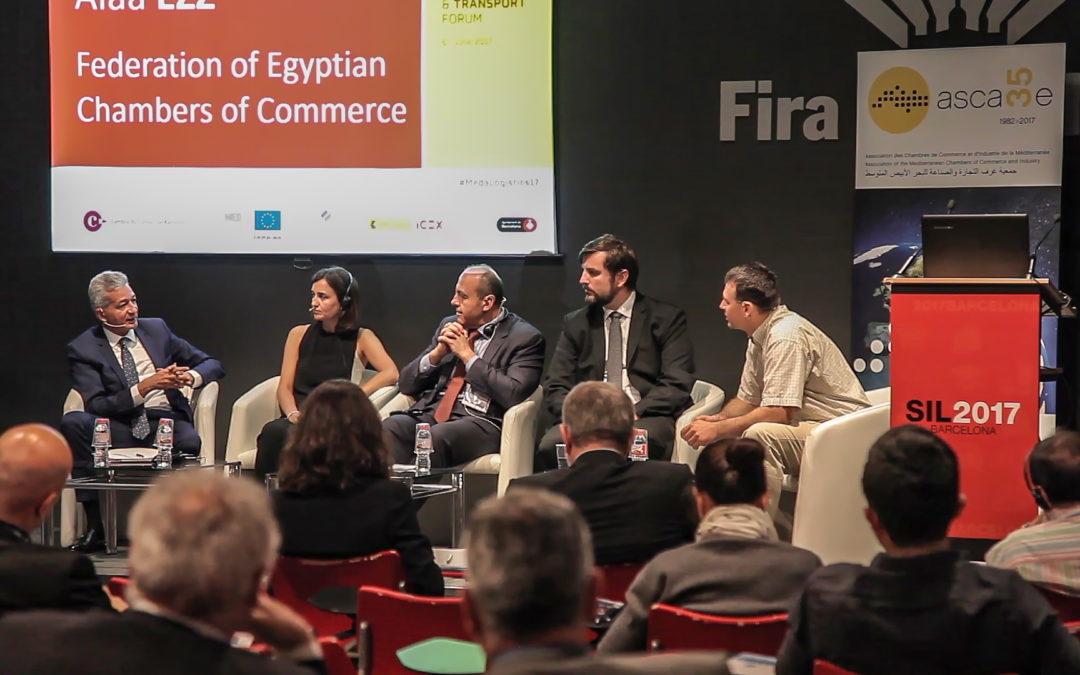barcelona acogera la cumbre mediterránea de logística y transporte: construyendo soluciones transfronterizas