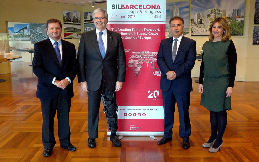 el sil 2018 acogerá el congreso de agentes de aduanas de las américas