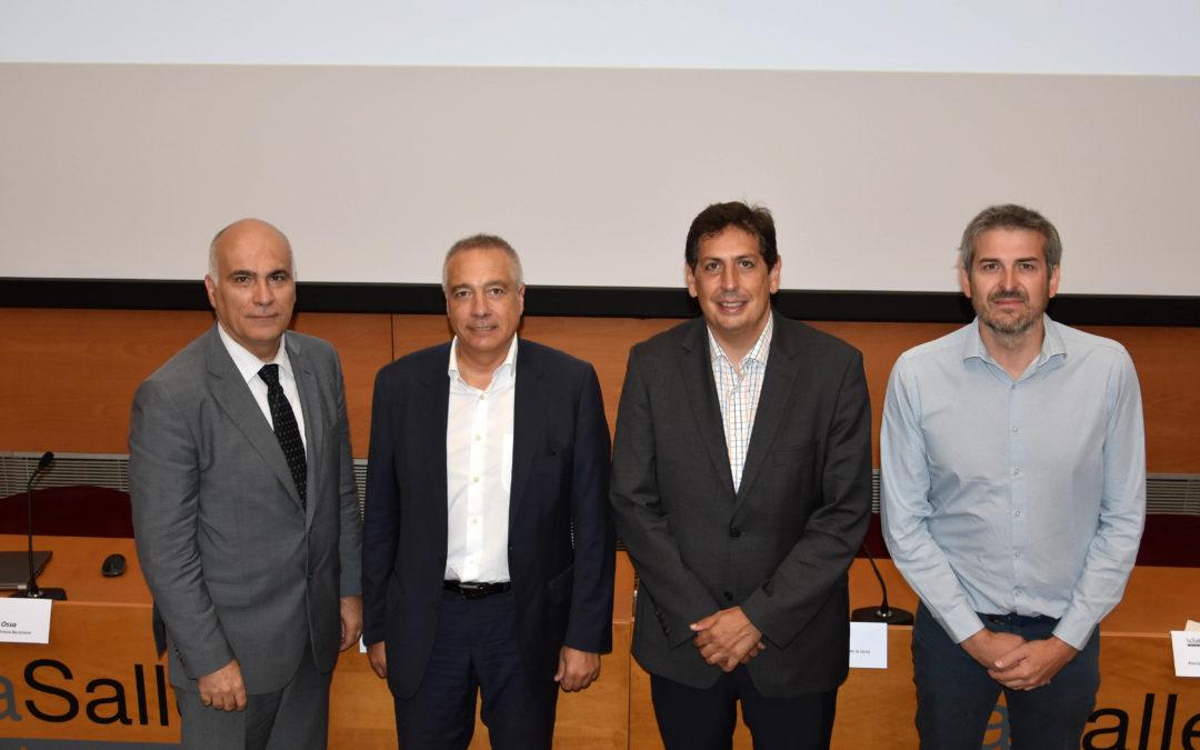 la salle-url y el consorcio de la zona franca inician un programa de aceleración de startups del mercado logístico