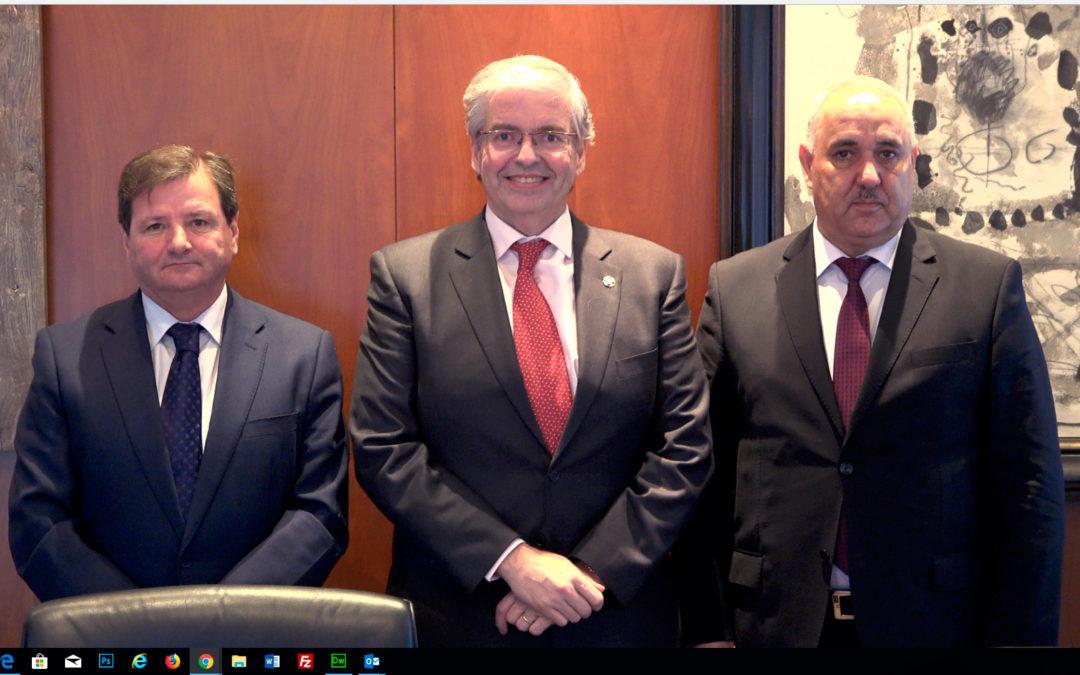 la asociación internacional de operadores económicos autorizados y la aduana de azerbaiyán presentan en el consorci la conferencia de baku