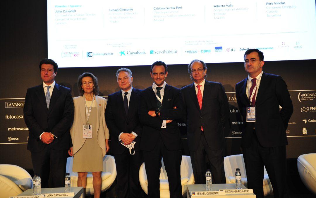 por primera vez, las cuatro grandes cotizadas españolas son protagonistas en bmp 2017