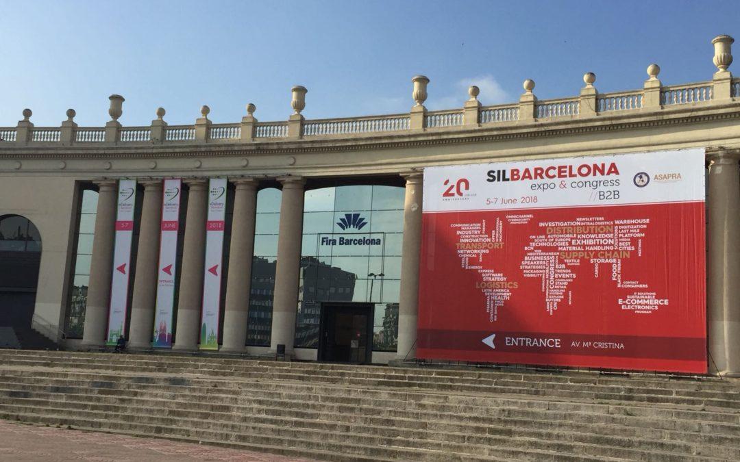 mañana empieza el sil 2018, la gran cita de la logística del sur de europa