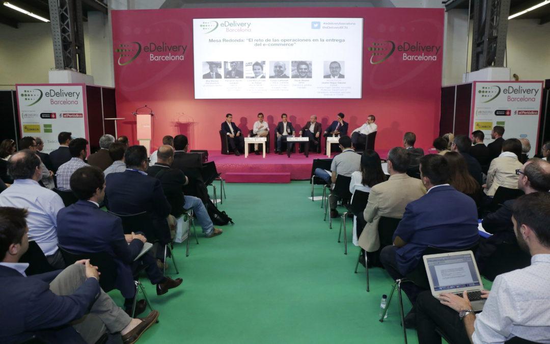 edelivery barcelona expo & congress 2018 pondrá el foco de atención en la logística y la entrega como aspectos claves del ecommerce