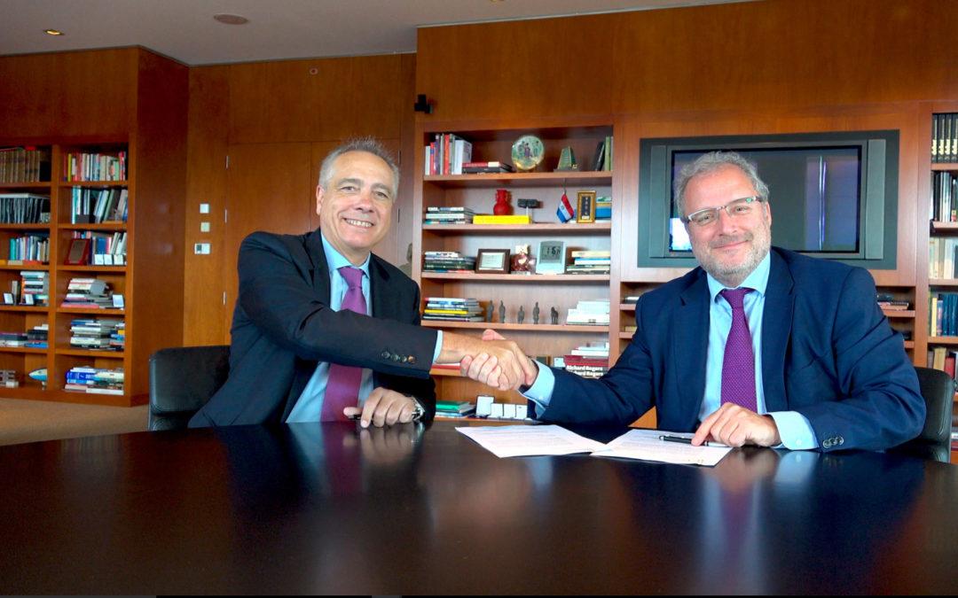 el consorci de la zona franca será el patrocinador principal de la barcelona industry week